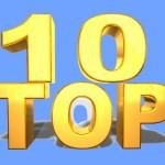 Top 10 English Songs