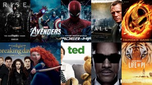 Hollywood Movies 2012