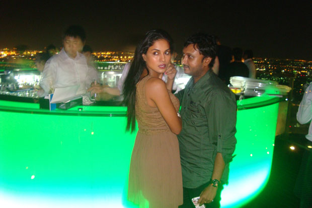 Veena Malik With Indian Director 2