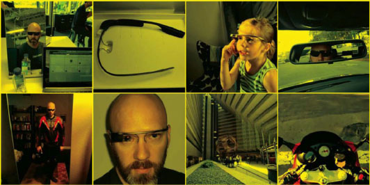 Life Behind Google Glasses