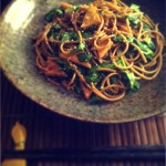 Noodle and Spinach Salad – Asian Salad