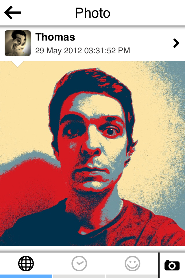 iphone app snaptime