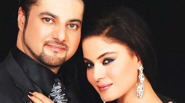 faisal akbar veena malik's ex fiance