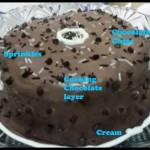 Chocolate Fudge Oreo Cake