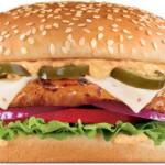 Chicken Jalapeno Burger Recipe