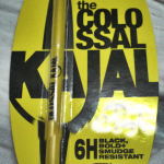 Maybelline Newyork – The Colossal Kajal (Smudge Resistant)