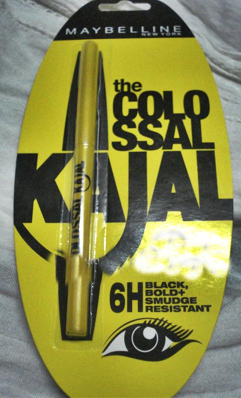 Maybelline Newyork – The Colossal Kajal (Smudge Resistant)