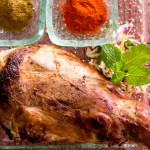 How To Make Baked Mutton Leg Recipe?