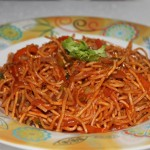 Chilli Noodles/ Chop Suey Recipe