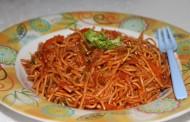 Chilli Noodles/ Chop Suey Recipe