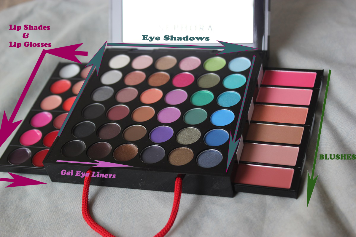 Sephora Makeup Academy Palette for Holiday 2013 - Musings