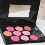 Sophia Asley Professional Make-Up Blusher Palette
