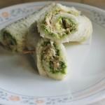 Chicken Mint Delicatessen Sandwiches