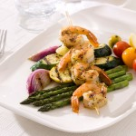 How to Make Prawns with Vegetables Recipe