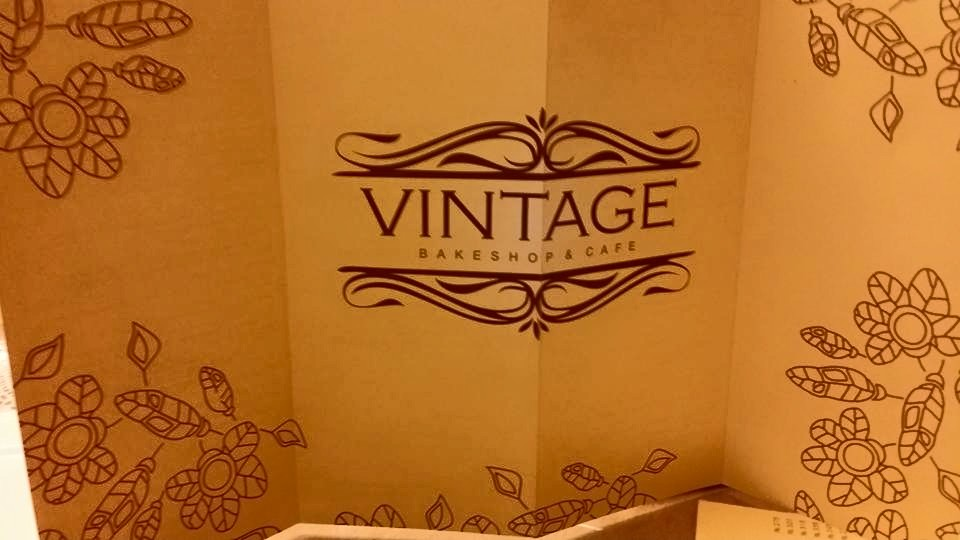 Vintage (Bakeshop and Cafe)