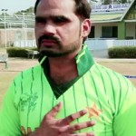 After Taher Shah, Presenting Taher Jabbar with WorldCup 2015 English Song