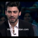 Fawad Khan sings a song on request of Amitabh Bachchan