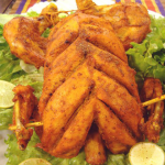 How to make Tasty Chicken Chargha Recipe