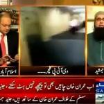 Junaid Jamshed compares Altaf Hussain with Nelson Mandela