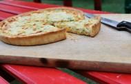How To Make Cheesy Tomato Quiche Recipe