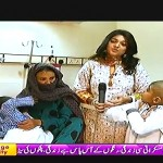 Sanam Jung gets emotional while talking about kids in Shaukat Khanum Cancer Hospital