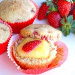 How to make Strawberry Muffins Recipe