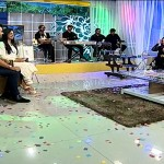 Bushra Ansari Doing Mimicry Of Madam Noor Jehan