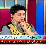 Sahir Lodhi Got Emotional in a Live Morning Show