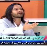 Waqar Zaka Clearifies His Scandal With Sanam Jung