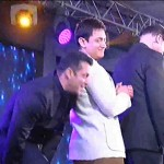 3 Khans Together in history of Bollywood Entertainement on Aap ki Adalat Video