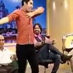 A Boy Dancing On Chityan Kalayan On Live Morning Show