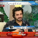 A Girl Called To Talk To Hamza Ali Abbasi In Sanam Baloch's Show & She Proposed To Him & He Said Yes