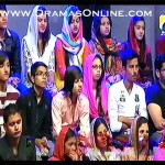 Aamir Liaquat talking on different superficialities which are rooted in our society & people
