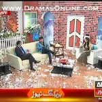 Abrar Ul Haq telling a funny story when a producer came to his house with an offer for his song Billo
