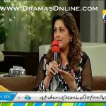 Actress Fazeela Qazi sharing very boldly that she did love marriage & how she scolded Aamir Liaquat Once