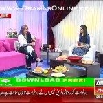 Actress Marina Khan talking about the past time and the current time of Pakistani dramas