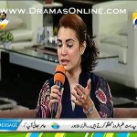 Actress Nadia Hussain Tellings That How To Remove Youre Mascara
