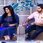 Actress Naleem Muneer Tells That Who's Hero She Likes More