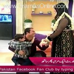 Ahmed Butt Proposed Her Wife Humaira In Live Show