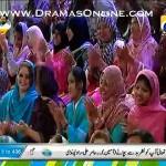 Amir Liaquat Defending MQM In Live Show