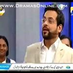 Amir Liaquat Duplicate Made Everyone Laugh