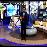 Amir Liaquat played Pakistan's National Anthem on show which was 1st time ever in any morning show