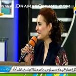 Amir Liaquat Telling That How A Lady Throw A Heel On His Husband Head