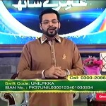 Amir Liaquat Telling That Why Temperature Change In Karachi