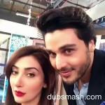 Ayesha Khan & Ahsan Khan Dubsmash Videos