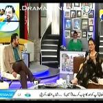 Bushra Ansari batate huye k wo kese mayus hui jab Pakistani idol me sab indian gane gate rahe