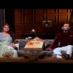 Danish Taimoor Doing Best Mimicry Of Humayun Saeed In Live Show