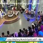 Dr Aamir Liaquat Ne Apne Morning Show Per Bhi 2 Larkiyon Ki Shadiyan Karwa Dali