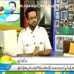 Dr Aamir Liaquat Telling How All The Criticism, Abuses & Fame Has Benefited Him