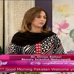 Dr Umme Raheel Telling That Best Way To Lose Youre Weight Soon